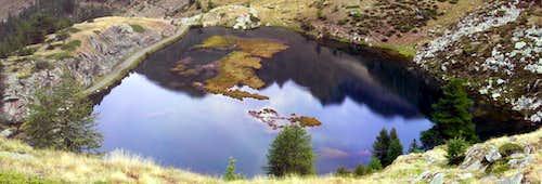 Layet lake