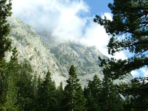 Scenery from Whitney Portal