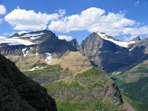 Ipasha Peak & Mount Merritt