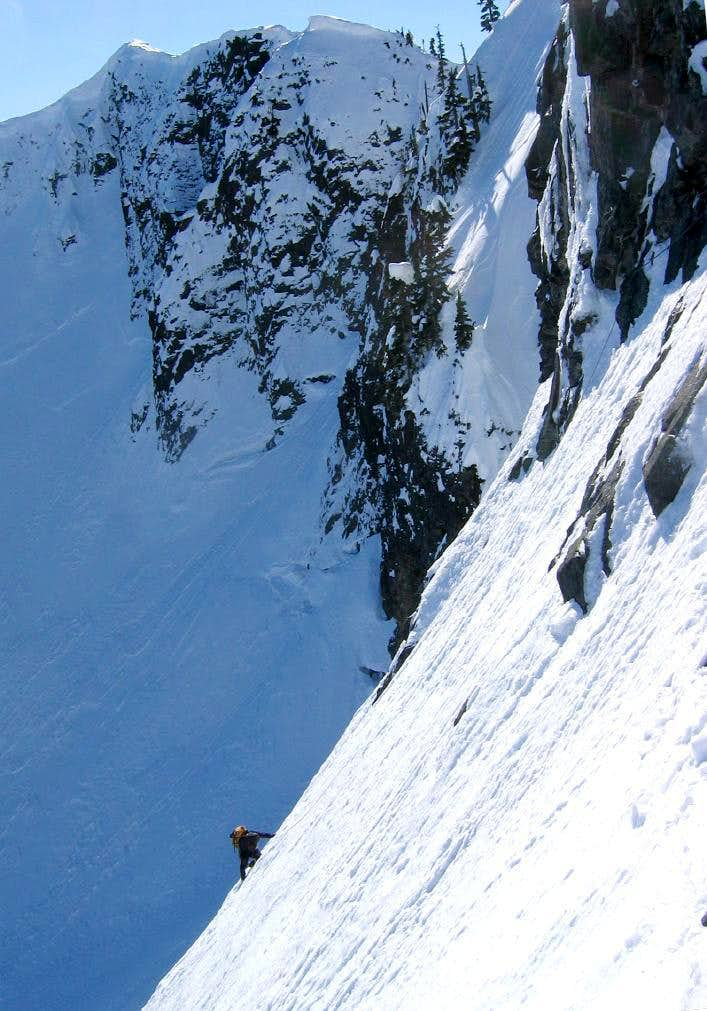 Alpine Goodness at the East Face of Chair
