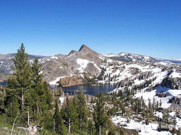 Above Heather Lake