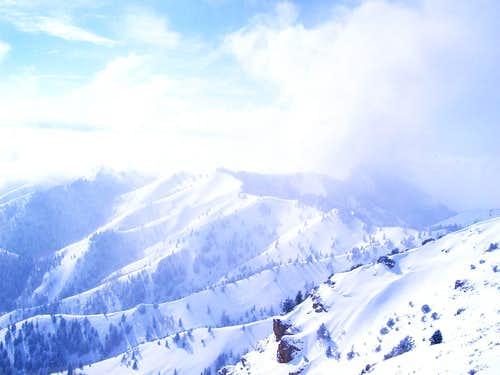 Black Mountain Ridge