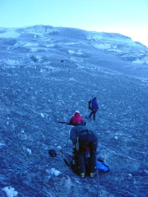 Summit day, January 13, 2003