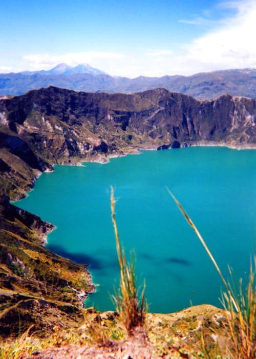Quilotoa and the Ilinizas
