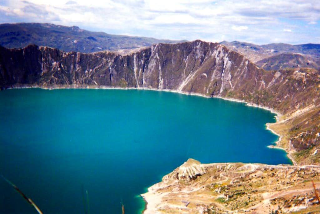 Quilotoa Summit