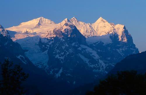 .Bernese Alps 2001