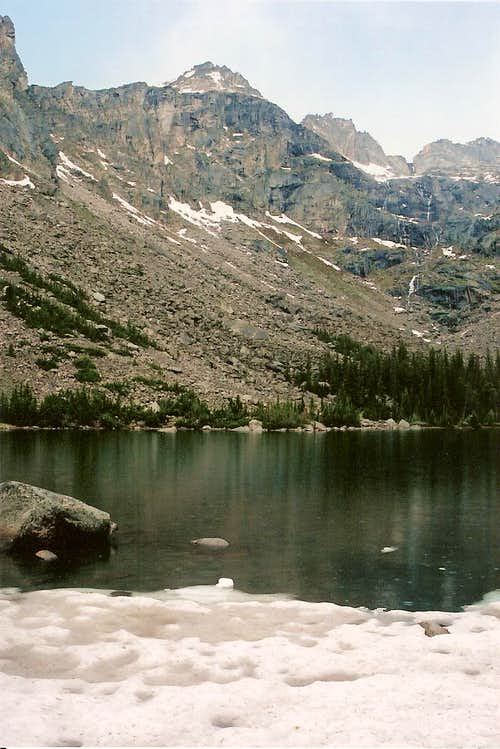 Elbow Lake