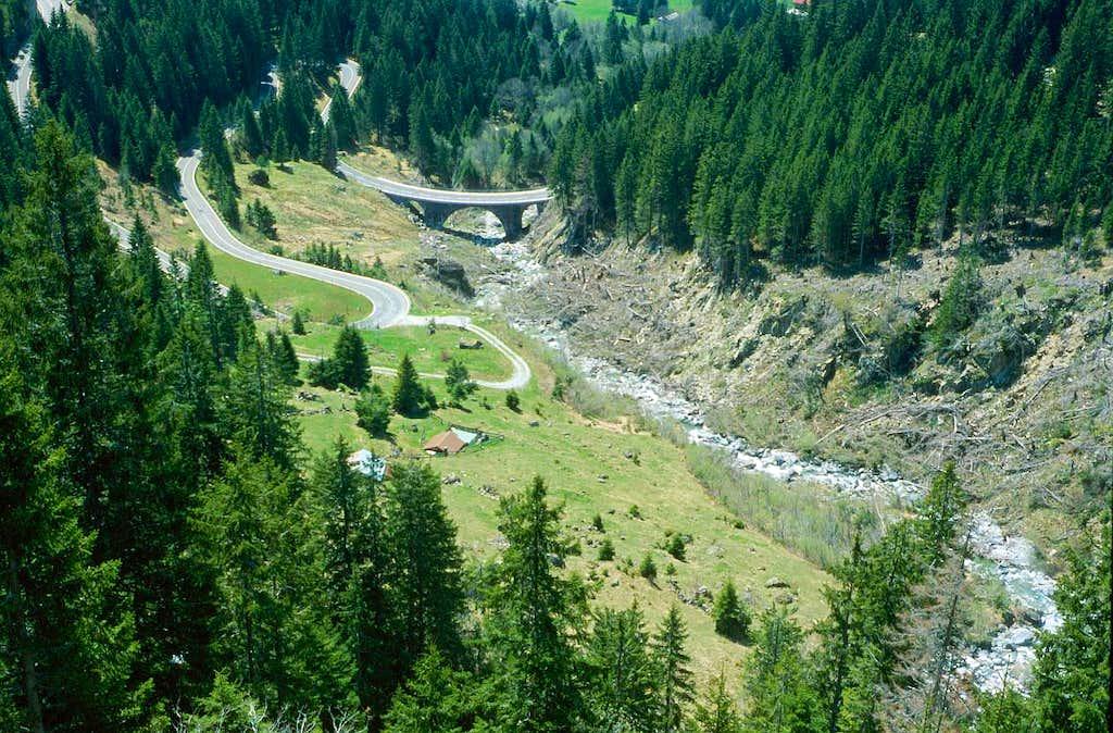 Susten road