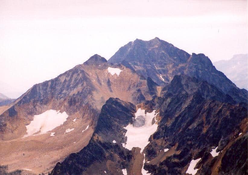 Blackcap Mountain and...