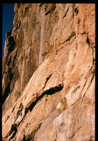 El Cap Wall - East