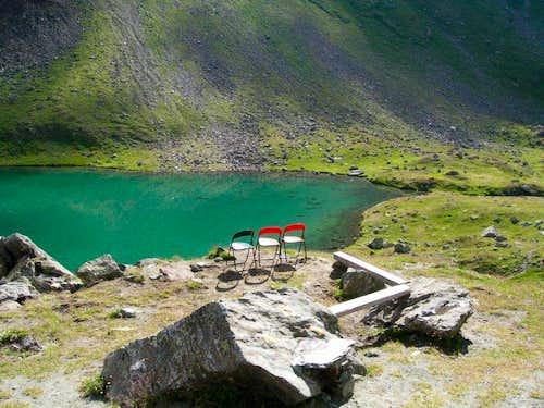 Arbolle Lake