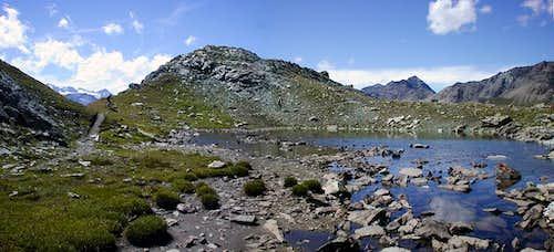 Pontonnet lake