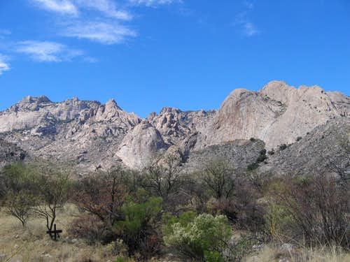 Mendoza Canyon