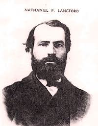 N.P. as a young man