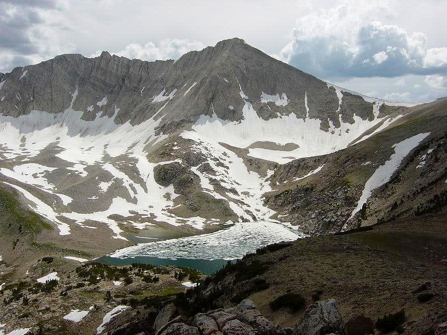 D.O. Lee Peak East Face