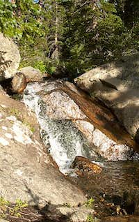Clear Creek Waterfall