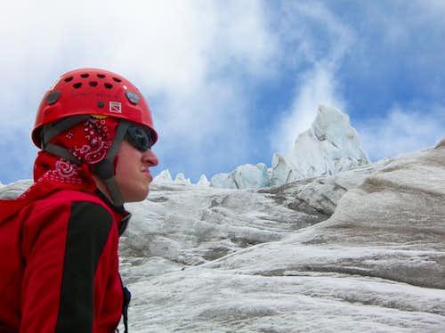 Icefalls make you pensive