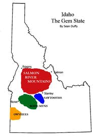 Idaho Region Overview