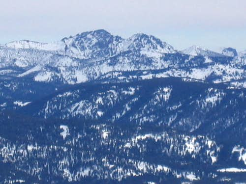 Cabin Creek Peak