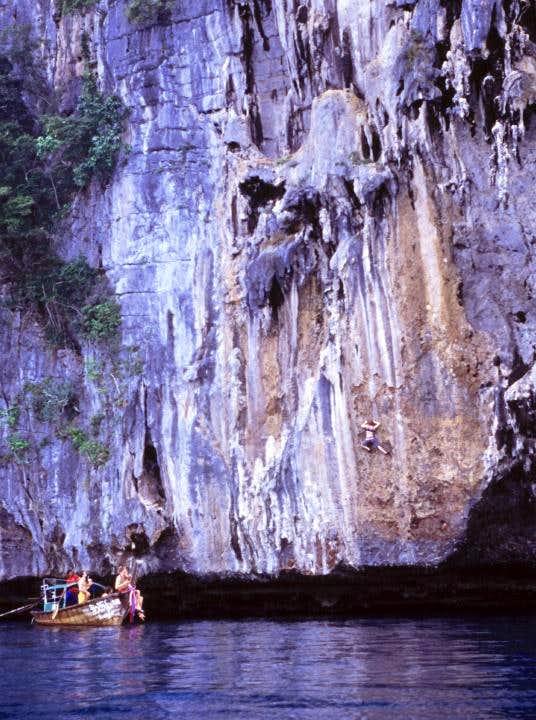 Krabi Sea Cliff