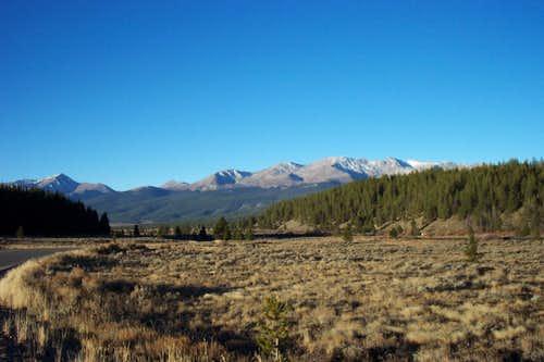 Mts. Elberts and Massive