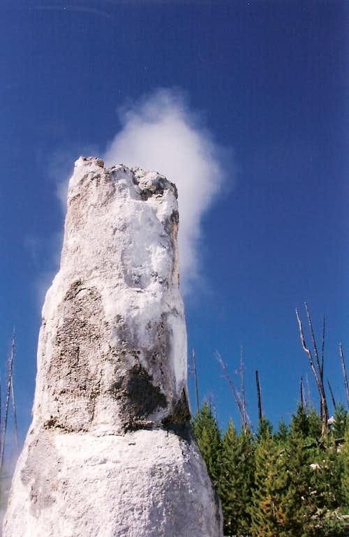 Monument Geyser