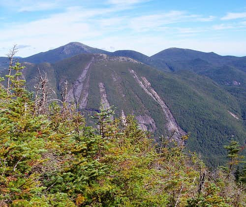 Mt. Colden in Summer