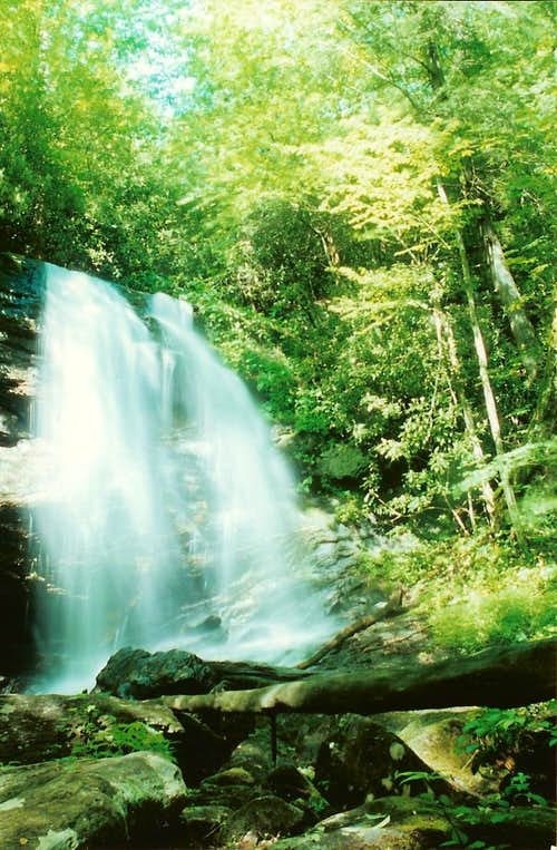 Denton Branch Falls