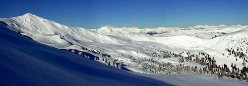 Peitlernock panorama