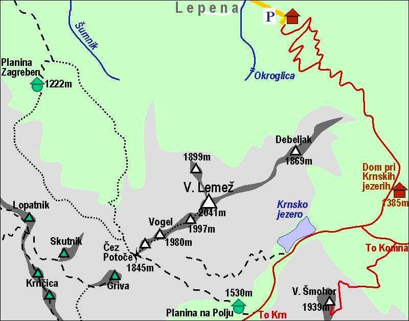 Lemez map