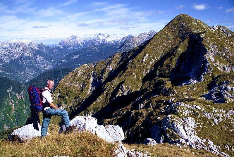 Lemez summit ridge