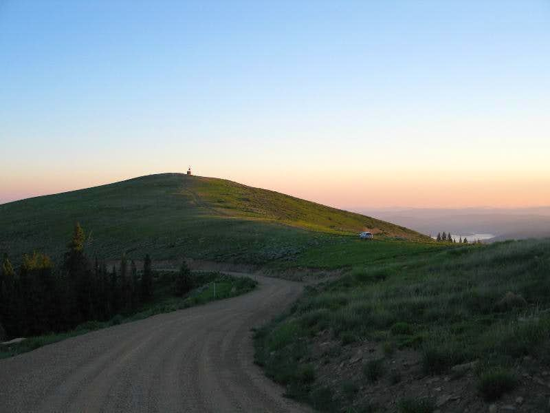 Monument Peak - Carbon County
