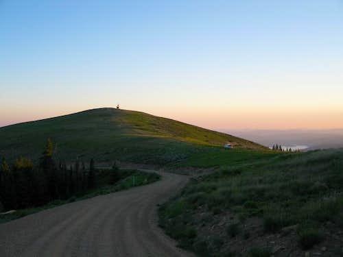 Monument Peak - Carbon County