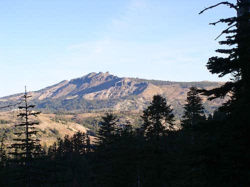 North Tahoe I-80 Peaks