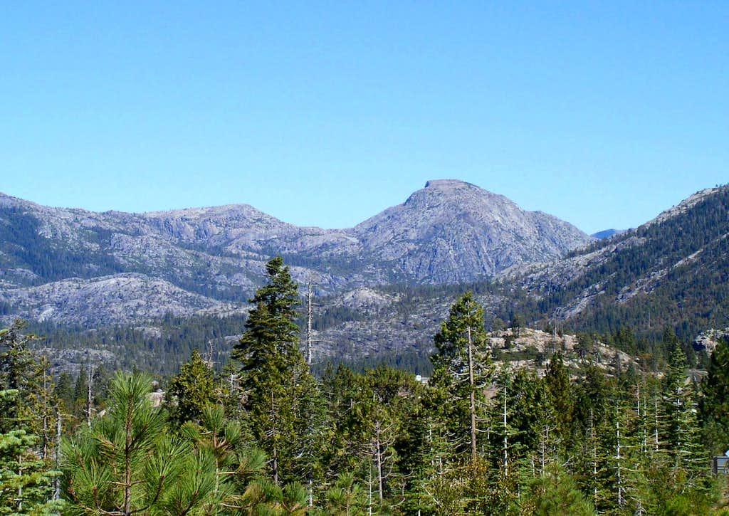 Old Man Mountain