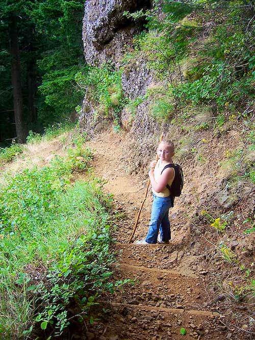 Hamilton Mountain Hiker