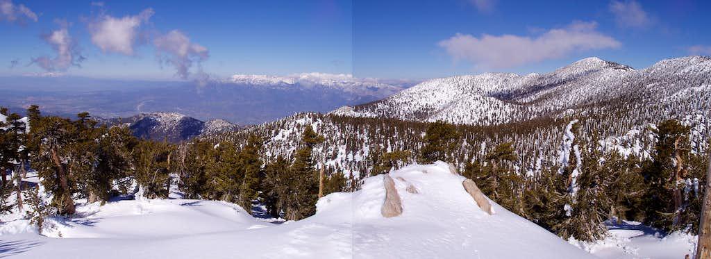 Marion Mountain Panorama