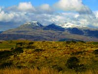 Moelwyn Range
