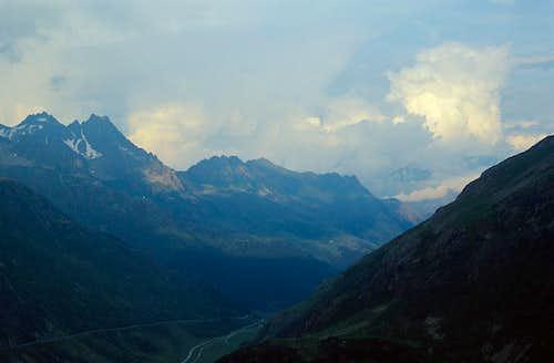Uri Alps, Grassengrat