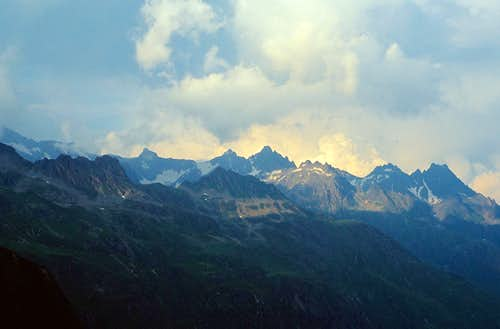 Uri Alps, Spannort