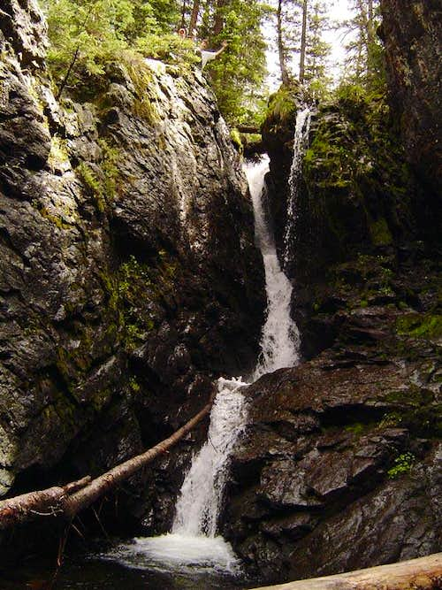 Cottonwood Lake Approach