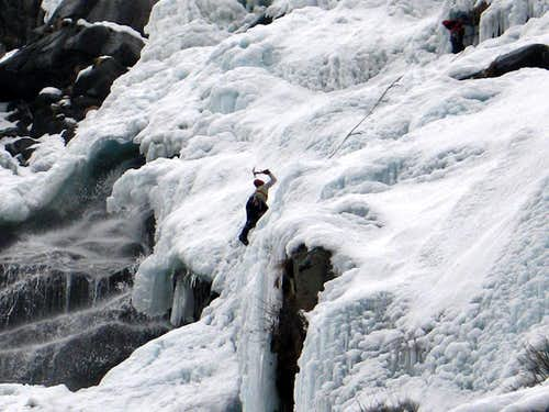 Nardis Icefall ( Italy )