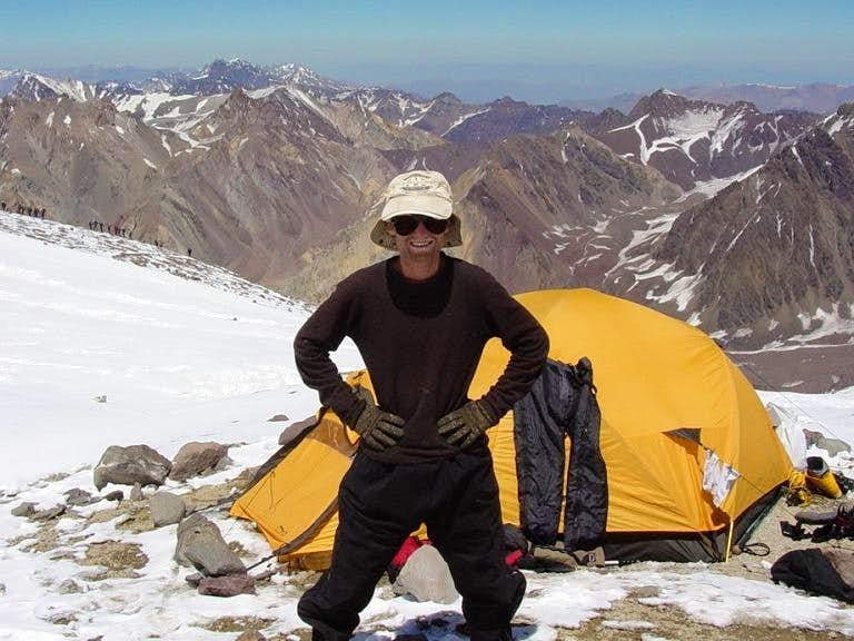 80,000 Footfalls - Climbing the Aconcagua