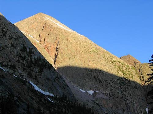 Electric Peak & Mount Garfield