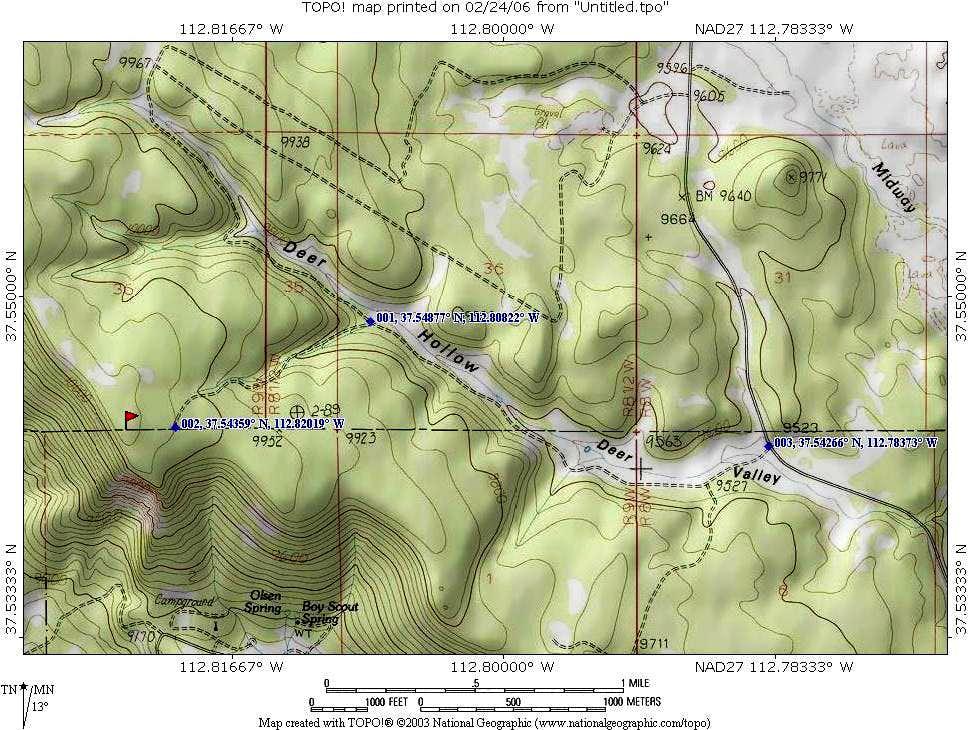 Kane County map