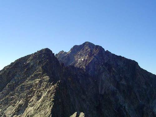 Tempestades ridge from Margalida
