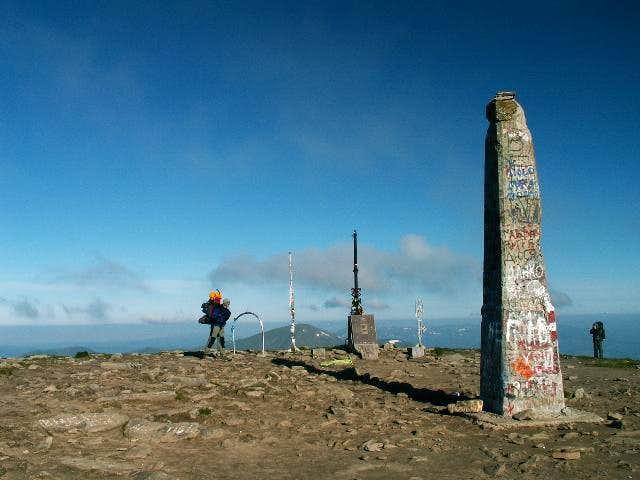Summit of Hoverla