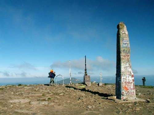 Summit of Hoverla