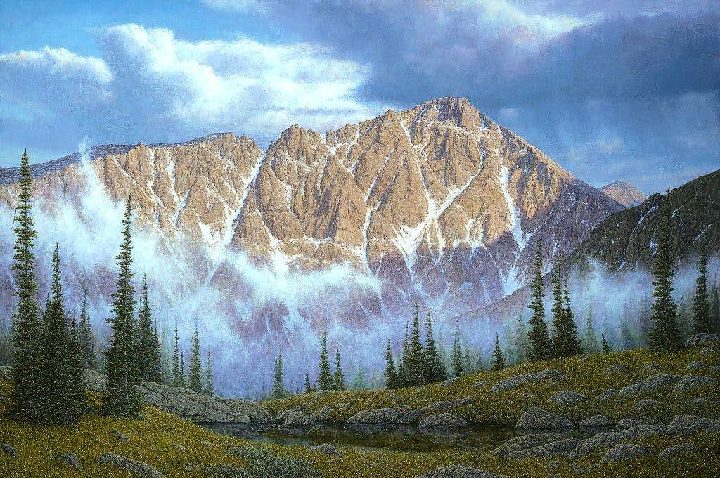 Mountain Art