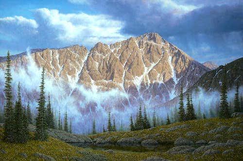 Hagues Peak